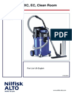 Attix 50 Spare Parts Manual