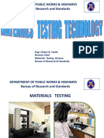 Lecture on-Importance of Materials Testing