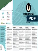 Urbanotopias Programa