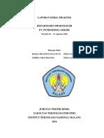 KP T.kimia Dep.prod. 2B ITN Malang