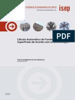 Cálculo Automático de Fundações de ACORDO COM EUROCODIGODM_JoseFrancisco_2016_MEC (1)