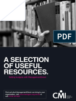CMI ManagementDirect - Budgets