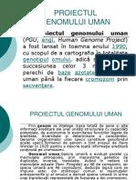 Proiectul Genomului Uman