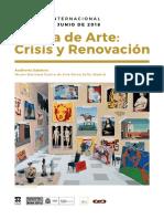 PROGRAMA Congreso Crítica de Arte