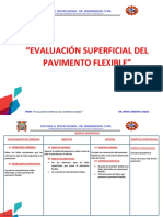 """Evaluación Superficial Del Pavimento Flexible"" Andres Angel Luque Puma"