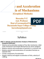 Unit 3velandacclnanalysis Graphicalmethod 130404060343 Phpapp02 (1)
