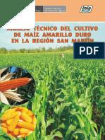 Cultivo Maiz Amarillo 2013