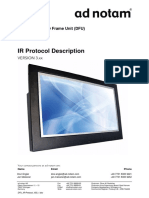 Td Dfu Ir-protocol v3-1 Nec-Format 20130619