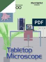 TM3000 TableTopSEM BrochureHTD E188Q