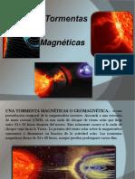 TORMENTAS MAGNETICAS