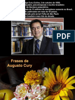 Frases Augusto Cury