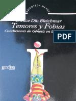 Temores y fobias. Condiciones de génesis en la infancia [Emilce Dio Bleichmar].pdf