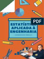 Livro pdf - Estatística aplicada à engenharia - Prof MSc Uanderson Rébula