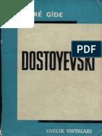 Andre Gide - Dostoyeyski