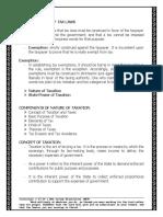 Taxation Lecture Part 1