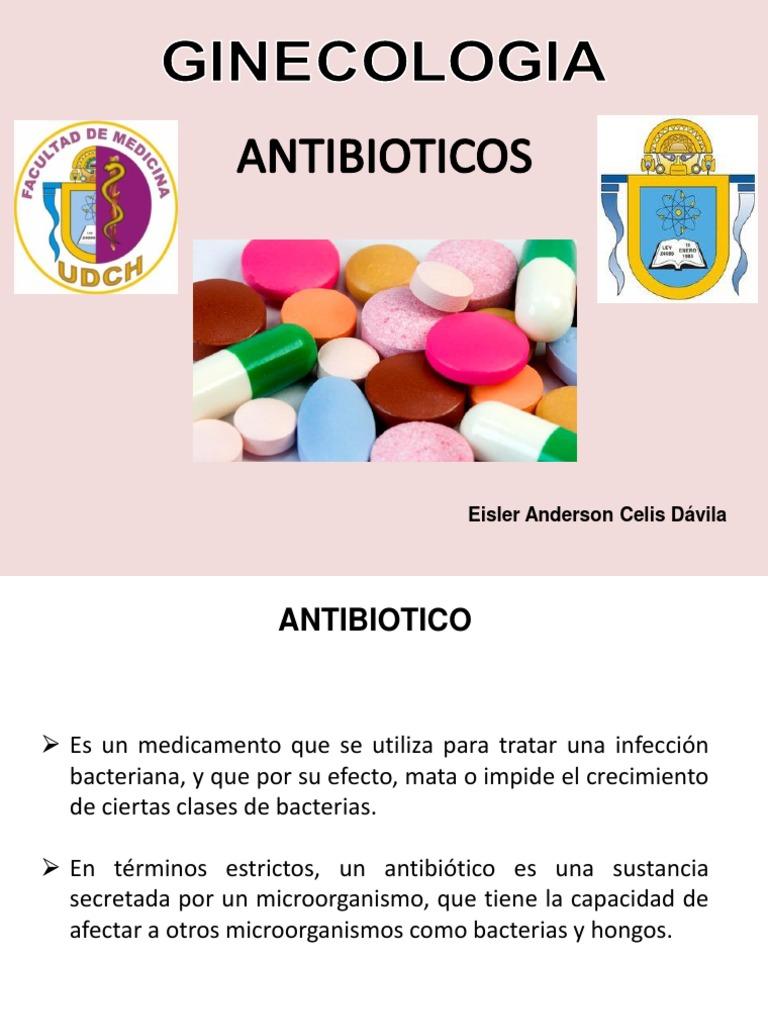 augmentin para la prostatitis crónica causada por enterococo