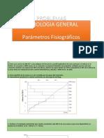 Problemas Hidrologia General Parametros Cuenca