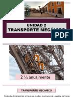 transporte mecanico
