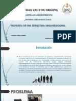 Estructura Org Uvg