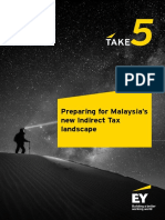 Ey Take 5 Preparing for Malaysias New Indirect Tax Landscape