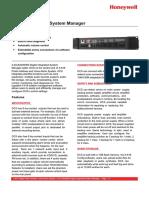 Datasheet X-dcs2000en En2.1