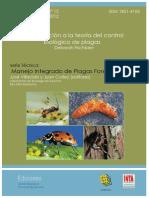 Introducción al control biologico de plagas
