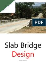 Slab Bridge Design
