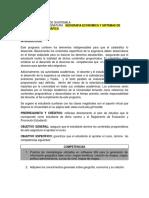 Geoagrafia Economica y Sistemas de Información Geografica