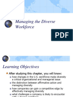 Diversity and Management Skills