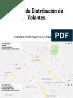 CMF Puntos de Distribución de Volantes