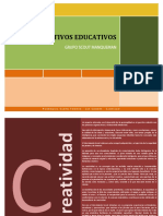 Objetivos Educativos Manqueman 2012