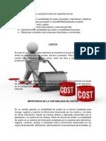 costos