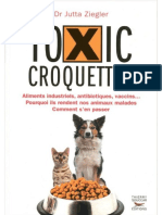 Toxic Croquettes, Jutta Ziegler, 212 pages