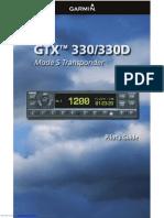 Gtx 330 330es Pilots Guide
