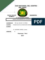 Ultimo Informe de Los Agentes Contaminantes -Carmen
