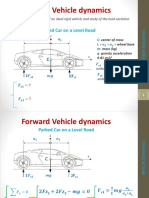 2. Forward Vehicle Dynamics - 1