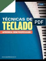 Técnica de Teclado - Aprenda Sem Professor - Julho 2018