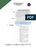 Protocolo Programa de Diseño