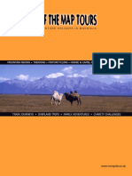 Mongolia Brochure Online