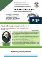 Teoria Del Comercio Internacional (1)