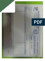 Boleta de Venta - Formato DE PERU