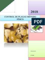 POSTCOSECHA II Control de Plagas M. Físicos (1)