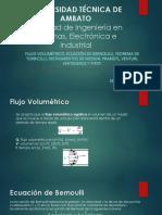 fujo volumetrico (1)