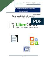Manual del alumno Procesadores de texto - Nivel avanzado - IAAP.pdf