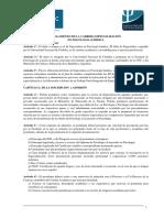 Reglamento Final 2015