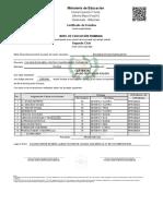 CERTIFICADO NIVEL PRIMARIO SEGUNDO CICLO 2016 - VEINTE DE ABRIL.doc