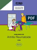 Hablemos Artritis Libro