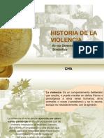 Historia de La Violencia