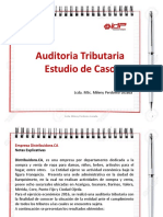 Auditoria Tributaria. Notas Explicativas