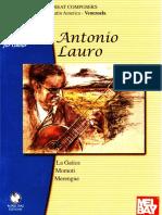 Antonio Lauro Complete Works Vol 8